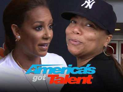 Mel B's 'America's Got Talent' Days Numbered, Queen Latifah Waiting in Wings