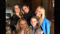 Spice Girls Pose for Reunion Photo, Victoria Beckham Too