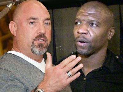 Adam Venit Says Terry Crews Wasn't Injured and It Wasn't Sexual