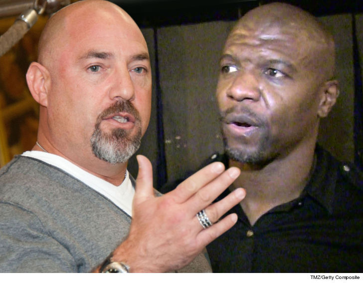 Adam Venit Says Terry Crews Wasnt Injured And It Wasnt Sexual