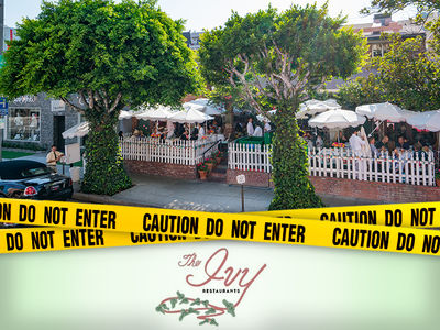 The Ivy Gets Bomb Threat Laced with Homophobia, Cops Investigating