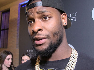 Le'Veon Bell Says He's Tired of Steelers Contract BS, Let's Get it Done!