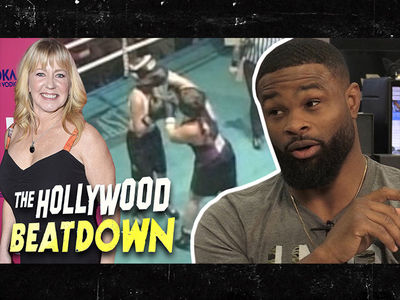 Tyron Woodley Breaks Down Crazy Tonya Harding Knockout Video