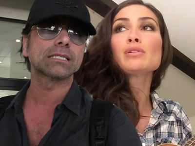 John Stamos and Caitlin McHugh Get Robbed Hours Before Wedding
