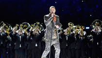Justin Timberlake's Super Bowl Halftime Show Riddled with Disastrous Audio Issues
