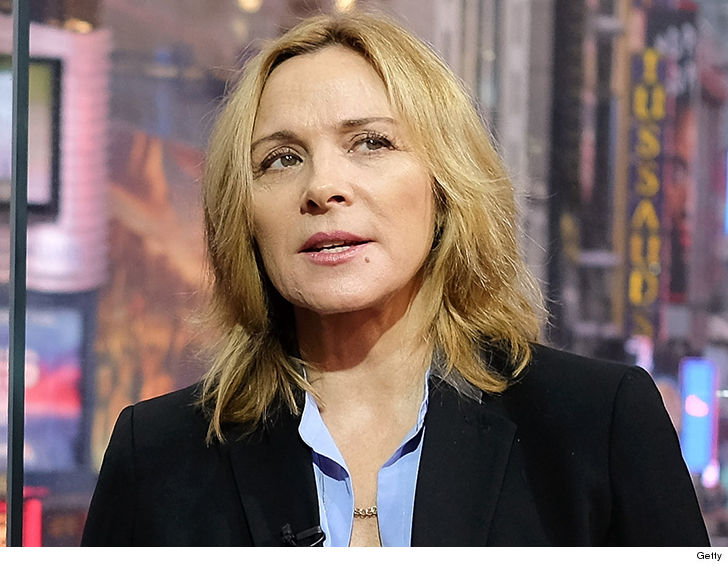 Kim Cattrall's Missing Brother Found Dead (UPDATE) | TMZ.com
