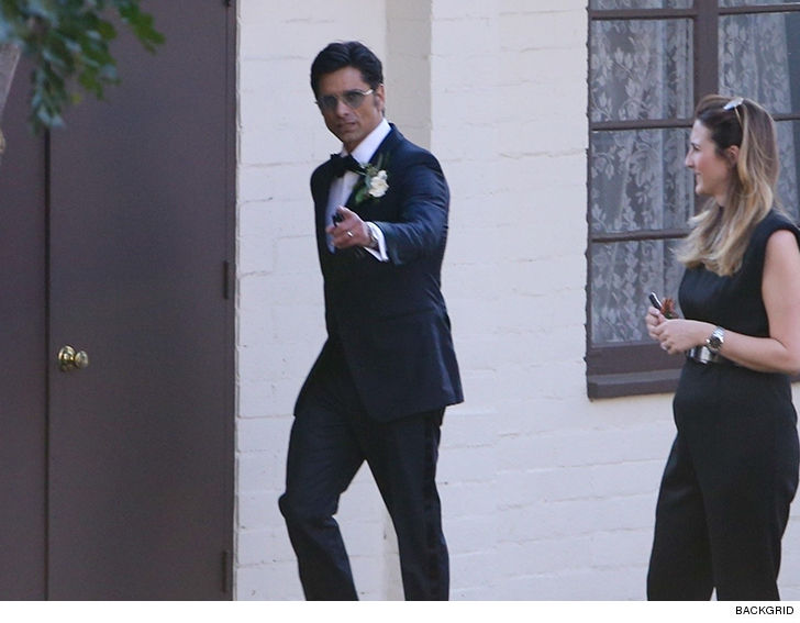 John Stamos and Caitlin McHugh Get Married Hours After Jewelry