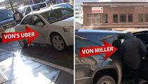 Von Miller's Uber Ride Breaks Down En Route to Super Bowl LII