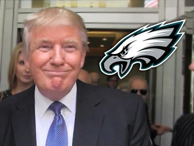 President Trump Congratulates Eagles on Super Bowl Victory!