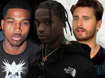 Tristan Thompson, Travis Scott and Scott Disick Have No Written Custody Agreement with the Kardashians