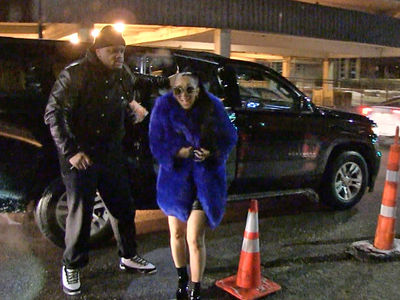 Cardi B's So Cold in Minneapolis She Can Barely Talk