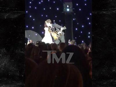 Shawn Mendes Performs at Multi-Million Dollar Bat Mitzvah