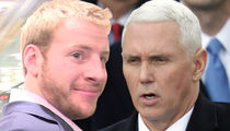 Carson Wentz Filling In For VP Mike Pence at National Prayer Event