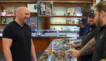 Dana White Drops $69k On Samurai Swords For My 'Weapons Room'