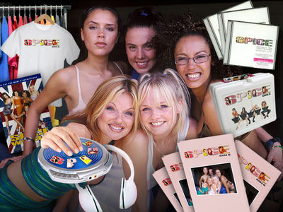 Spice Girls Can Still Sell Reunion Tour Merchandise Through 2023