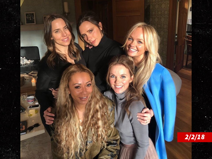 Spice Girls Contracts Signed for Reunion Tour