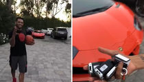 NFL's Joe Haden Has a Million-Dollar Car Fleet in L.A.