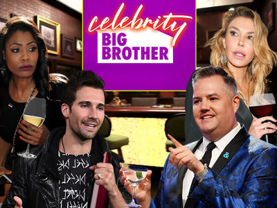 'Celebrity Big Brother' Contestants Get Lots of Alcohol