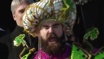 Eagles' Jason Kelce Destroys Everyone In Fiery Super Bowl Parade Speech