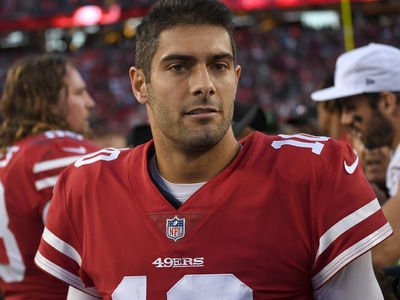 Jimmy Garoppolo Gets PAID, $137 MILLION Contract with 49ers