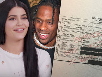Stormi Webster's Birth Certificate Released
