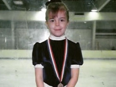 Guess Who This Mini Figure Skater Turned Into!