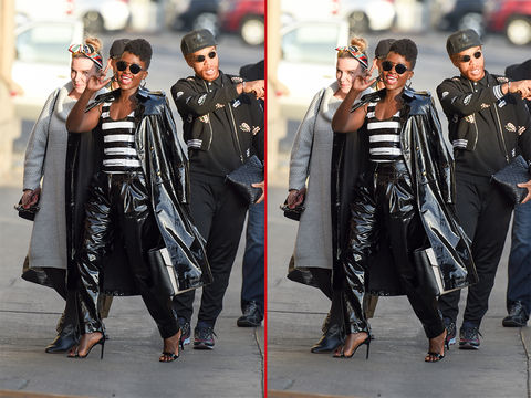 Can you spot the THREE differences in these Lupita Nyong'o photos?