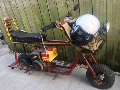 'Dumb and Dumber' Mini Bike Sells for $50k to Lucky Single Guy