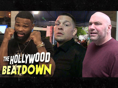 Tyron Woodley Addresses Dana White, Nate Diaz Drama