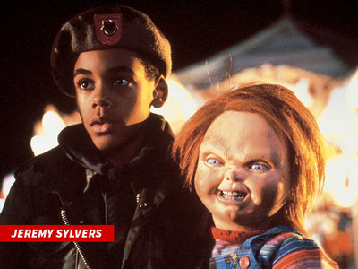 'Child's Play 3' Actor Jeremy Sylvers Arrested for Stealing Mom's Car