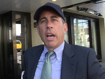 Jerry Seinfeld Sued for Allegedly Stealing 'Comedians in Cars Getting Coffee' (UPDATE)