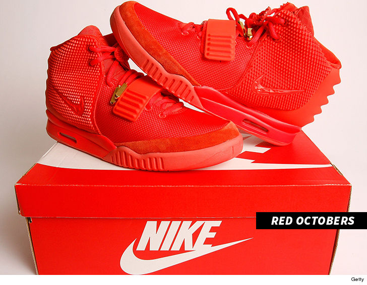 68354b867ac Kanye West Refiles Trademark for Nike s Air Yeezy 2  Red October ...