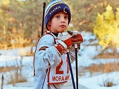 Guess Who This Biathlon Boy Turned Into!