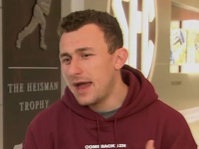 Johnny Manziel Diagnosed Bipolar, 'Self-Medicated with Alcohol'