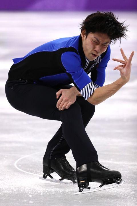 Keiji Tanaka of Japan