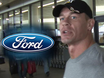 John Cena Fires Back In $500k Supercar War with Ford
