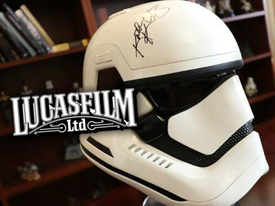 'Star Wars' Auction of Signed Stormtrooper Helmets to Benefit Victims of Northern California Fires