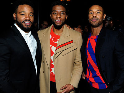 'Black Panther' Cast Reunites For NYC Screening And After-Party