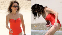 Susan Lucci Looks Baywatch-Ready for Valentine's Beach Vacay