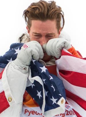 Shaun White Wins Gold in PyeongChang