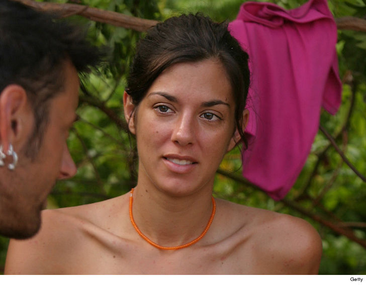 'Survivor' Winner Jenna Morasca Allegedly Bites Cop After Being Revived in Drug OD