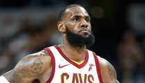 LeBron James Says Racists Don't Care About My Money, 'N-Word' Graffiti Was Proof