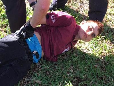 Florida School Shooter Stopped at Subway, McDonald's After Rampage Before Capture