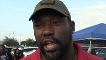 Warren Sapp Denies Drunken Attack On Woman, Claims Accuser Was Wasted
