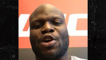 UFC's Derrick Lewis: Wifey Hit Me with Sex Ban After Rousey Comments