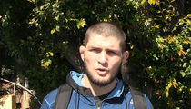 Khabib Nurmagomedov Dishes on Meeting Ronaldo: He LOVES the UFC (And Me)