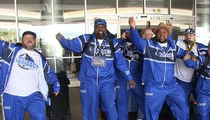 Mavs ManiAACs Murder Sidewalk Dance Routine for All-Star Weekend