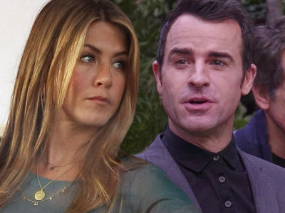 Jennifer Aniston, Justin Theroux, NO Evidence They Were Ever Married