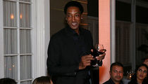 Scottie Pippen Parties With Kourtney Kardashian & Ludacris, Gifted $30k Watch