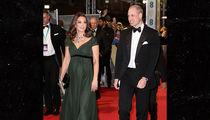 Kate Middleton Breaks BAFTA's Time's Up All-Black Dress Code with Green Dress